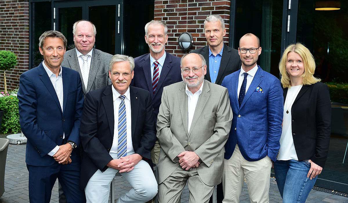 Vorstand Der Krebsgesellschaft Neu Gewählt