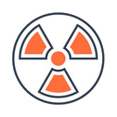 Radon ist ein natürlich vorkommendes radioaktives Gas in der Erde. Sind wir ständig einer Radonbelastung ausgesetzt, erhöht sich unser Lungenkrebsrisiko unter Umständen dramatisch. Je nach Urangehalt des Bodens gibt es in einigen Wohnhäusern hohe Radonkonzentrationen. Da das Gas farb- und geruchlos ist, können nur radioaktive Messungen Klarheit schaffen, wie hoch die örtliche Radonbelastung ist.