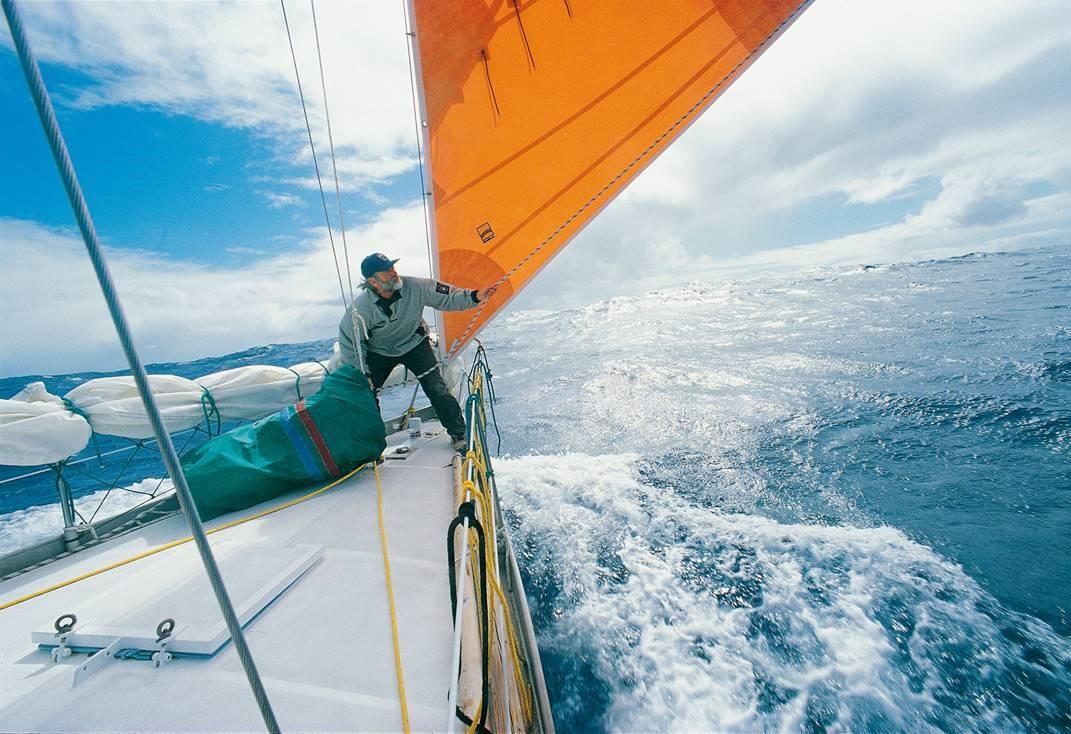 Segel-Vortrag Lockte 200 Besucher In Den Kieler Yachtclub