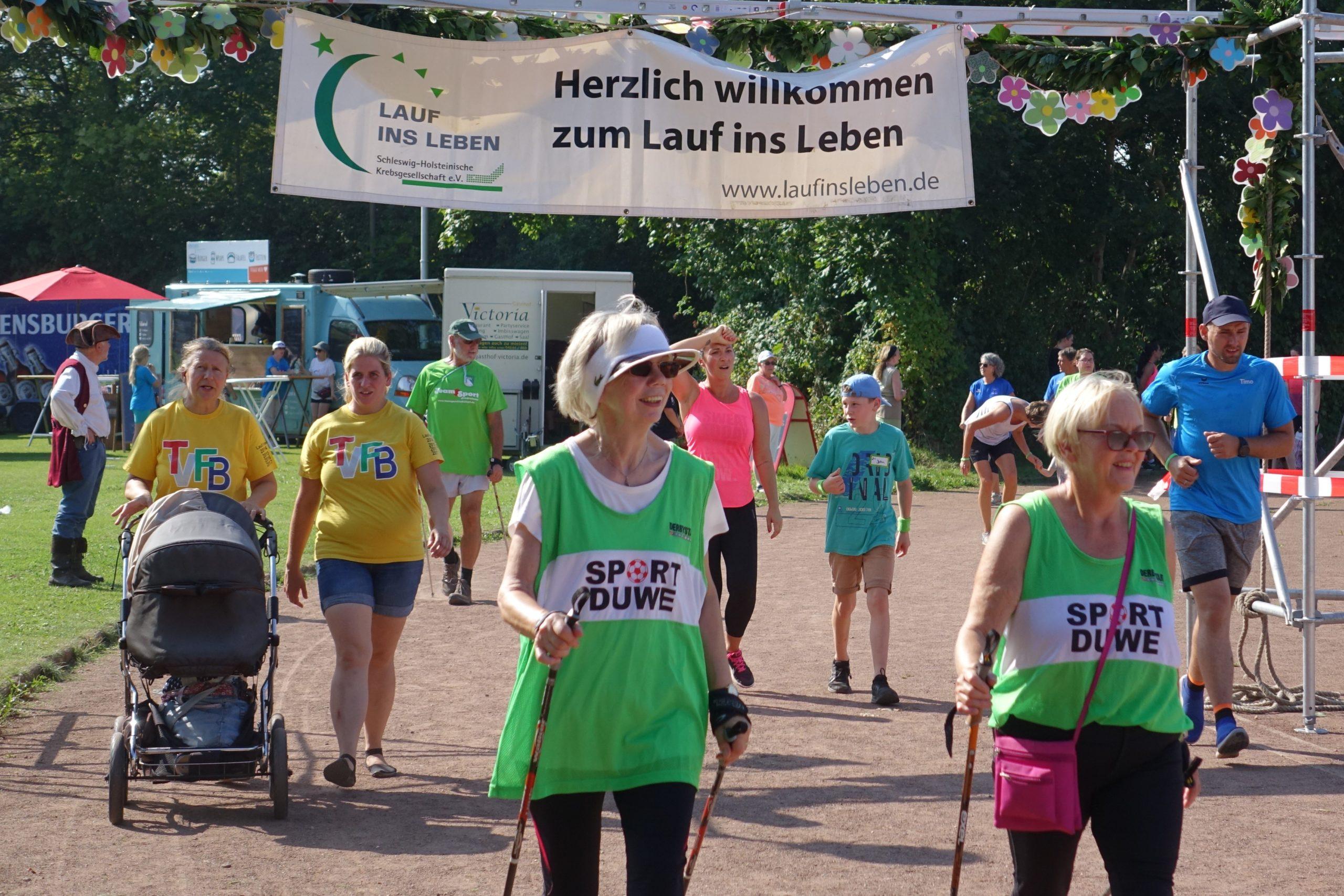 Lauf Ins Leben – Termine Für Eckernförde Und Lübeck Stehen Fest