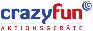 Logo Crazyfun Aktionsgeräte