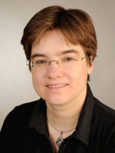 Claudia Baldus Poträt