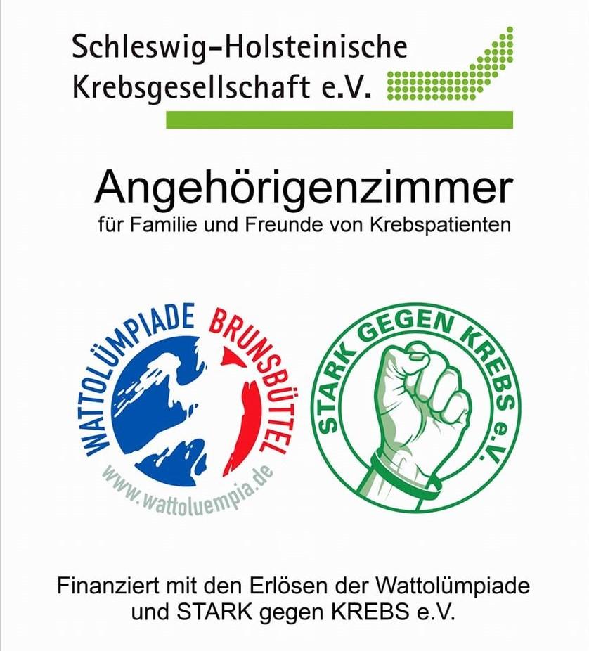 Logos Angehörigenzimmer