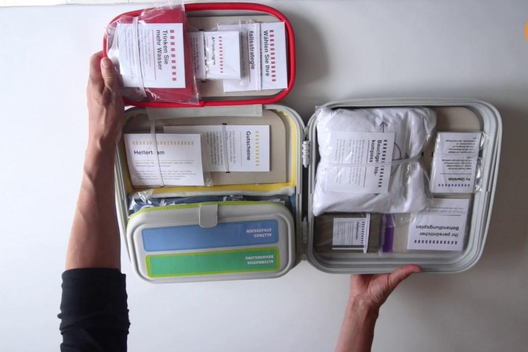 Selbsthilfe-Køfferchen: Forschungsergebnisse In Der Praktischen Anwendung
