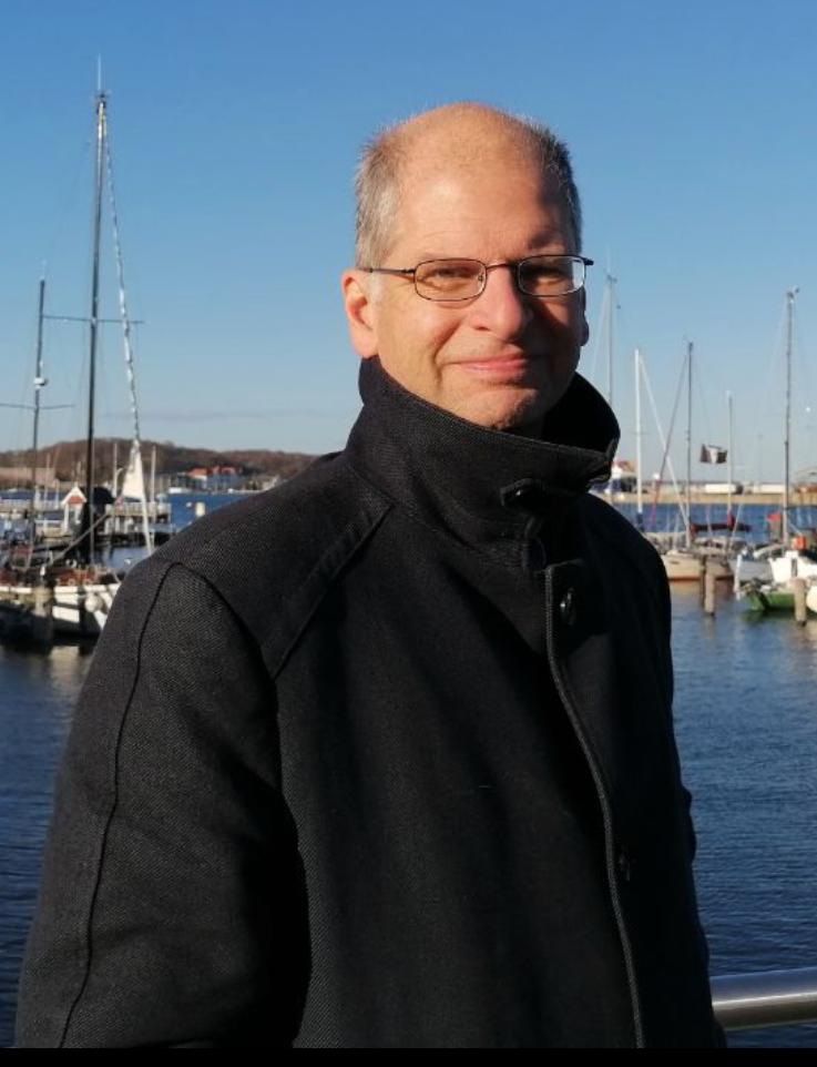 Wolfgang Seyb Porträt