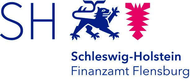 Finanzamt Flensburg Logo