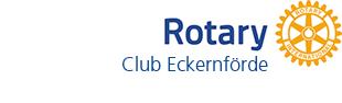 Logo Rotary Club Eckernförde
