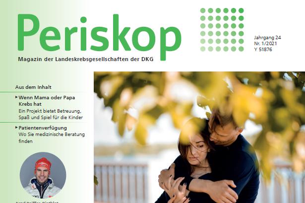 Periskop – Magazin für Menschen mit Krebs