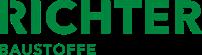 Logo Richter Baustoffe
