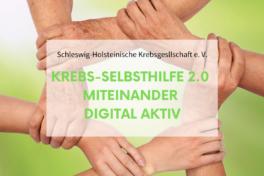 3zu2Krebs-Selbsthilfe 2.0 miteinander digital aktiv