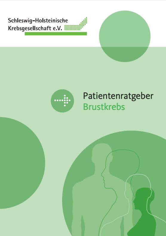 Informationsbroschüre Brustkrebs