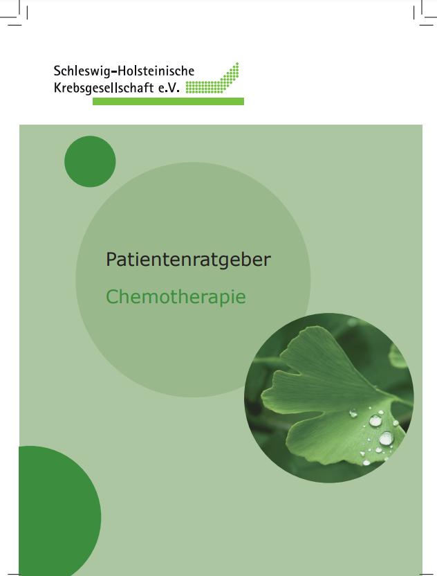 Informationsbroschüre Chemotherapie