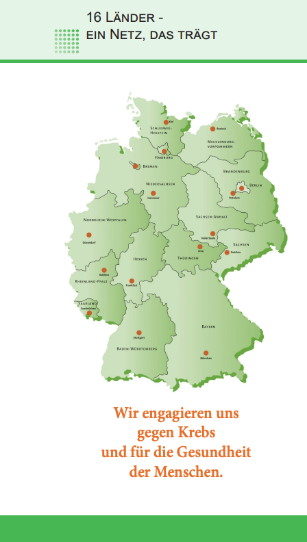 Fyler Landeskrebsgesellschaften