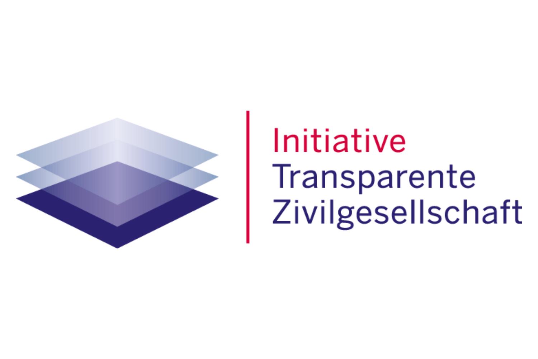 Logo Der Initiative TRansparente Zivilgesellschaft